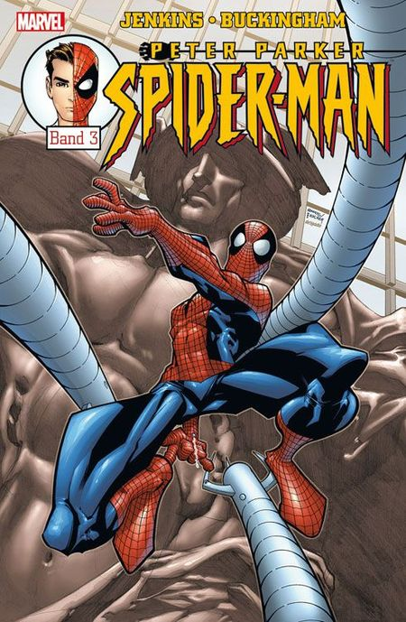 Peter Parker Spider-Man 3 - Das Cover