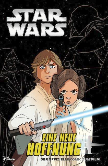 Star Wars- Eine neue Hoffnung - Das Cover