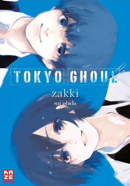 Tokyo Ghoul Zakki - Das Cover