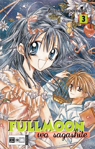 Fullmoon wo Sagashite 3 - Das Cover
