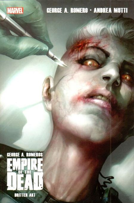 Empire of the Dead 3 - Das Cover