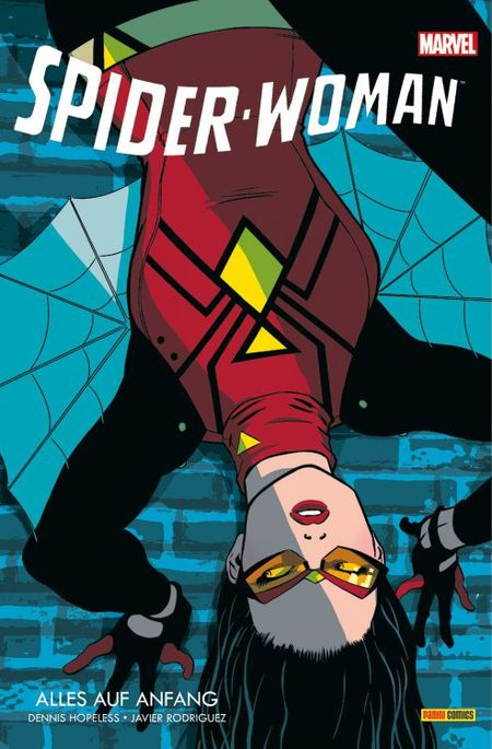 Spider-Woman 2: Alles auf Anfang - Das Cover