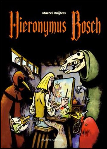 Hieronymus Bosch - Das Cover