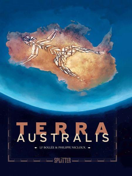 Terra Australis - Das Cover