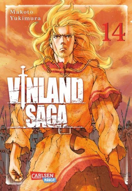 Vinland Saga 14 - Das Cover