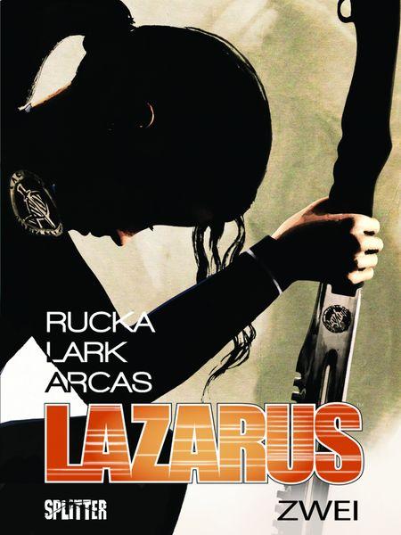 Lazarus 2 - Das Cover