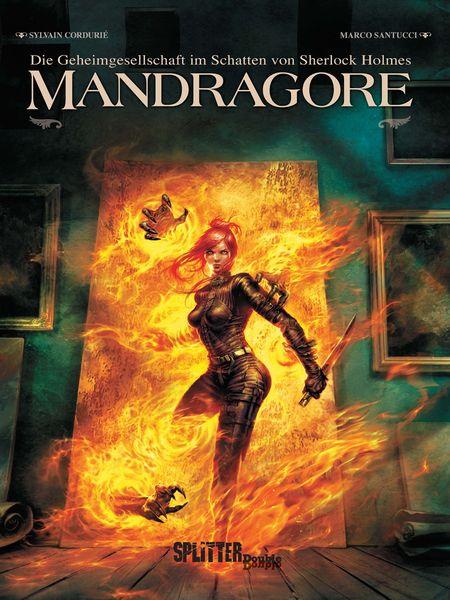 Mandragore - Das Cover