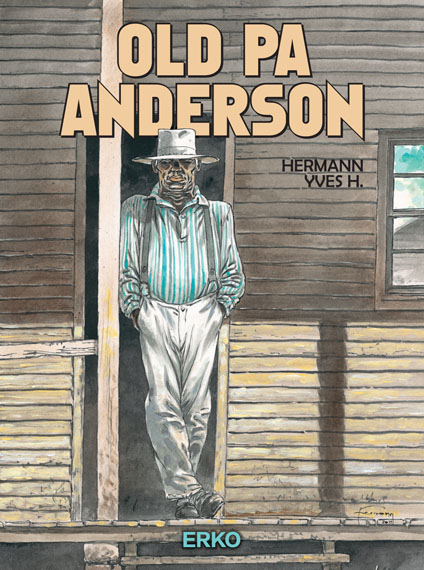Old Pa Anderson - Das Cover