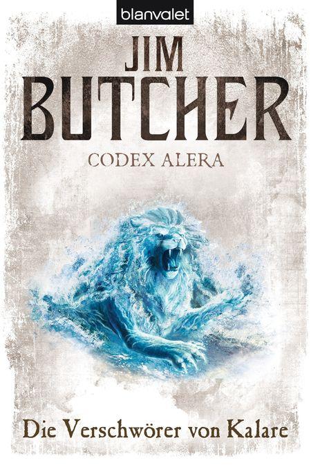 Codex Alera 3: Die Verschwörer von Kalare - Das Cover