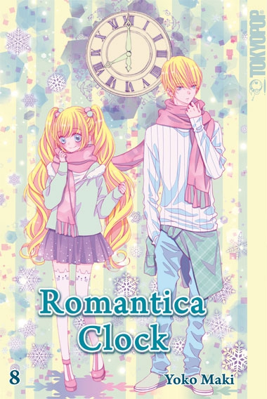 Romantica Clock 8 - Das Cover