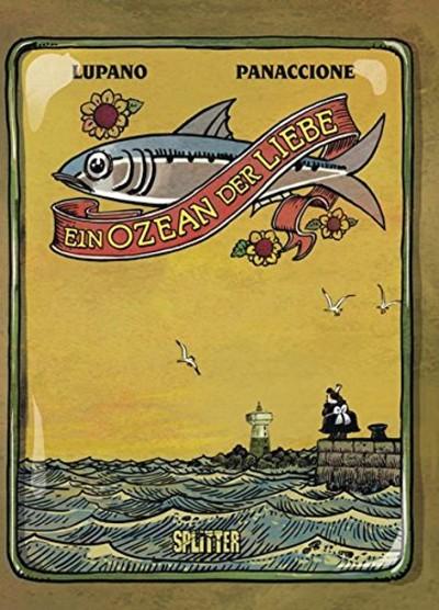 Ein Ozean der Liebe - Das Cover