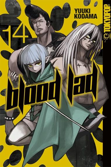 Blood Lad 14 - Das Cover