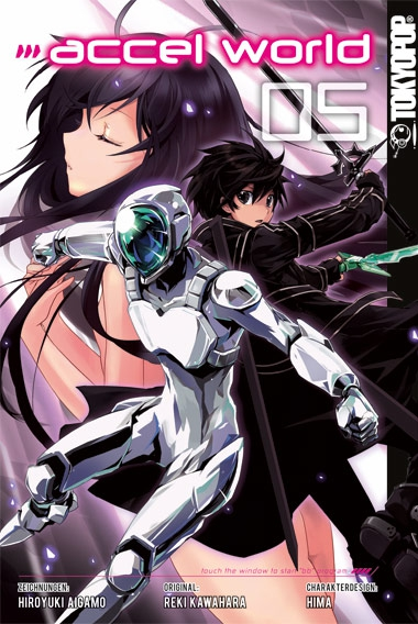 Accel World 5 - Das Cover