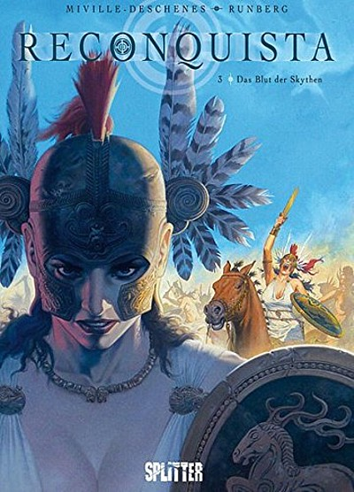 Reconquista 3: Das Blut der Skythen - Das Cover