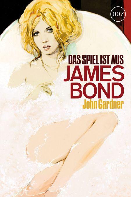 James Bond 21: Das Spiel ist aus - Das Cover