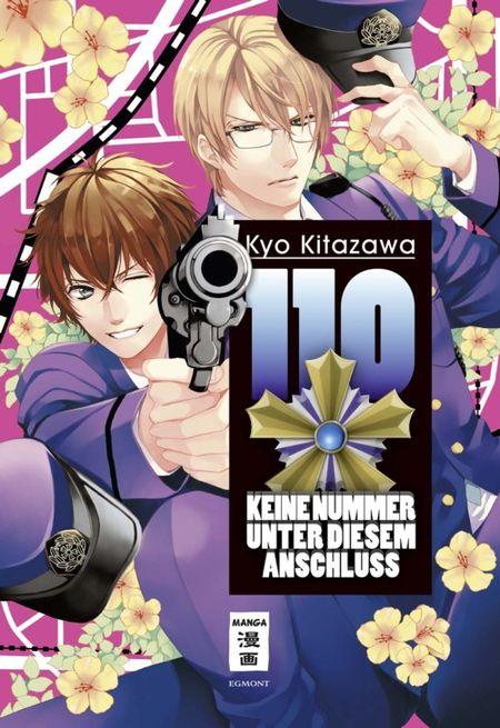 110 - Keine Nummer unter diesem Anschluss - Das Cover