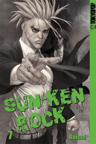 Sun-Ken Rock 7 - Das Cover