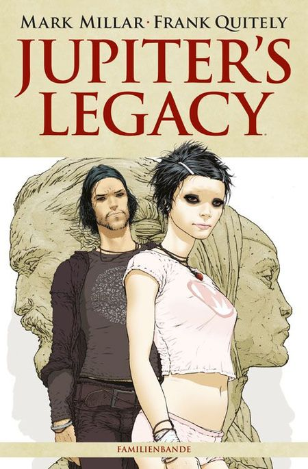 Jupiters Legacy 1 - Das Cover