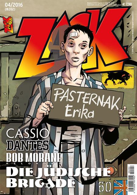 Zack 202 - Das Cover
