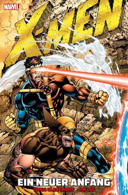 X-Men: Ein neuer Anfang - Das Cover