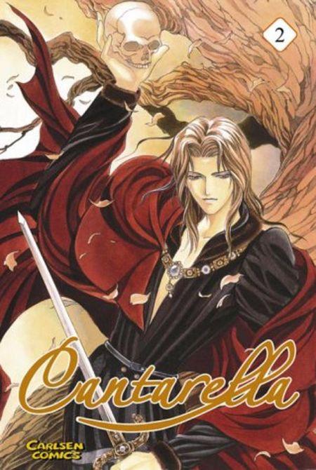 Cantarella 2 - Das Cover