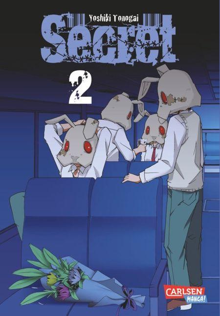 Secret 2 - Das Cover