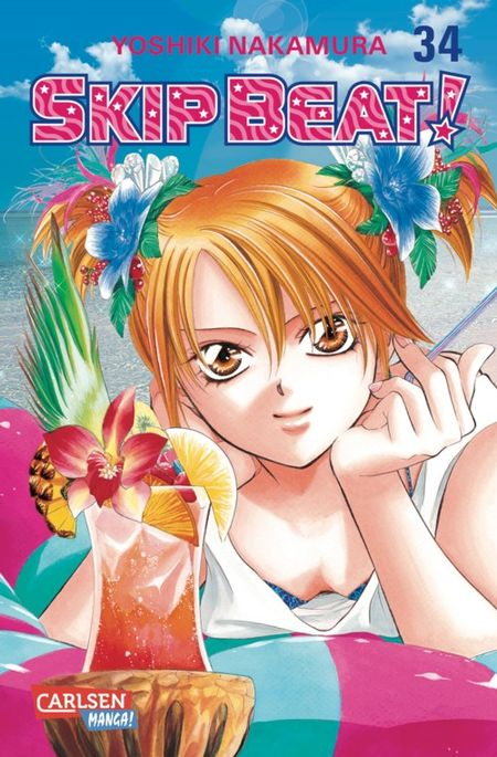 Skip Beat! 34 - Das Cover