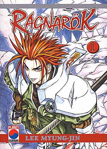 Ragnarök 1 - Das Cover