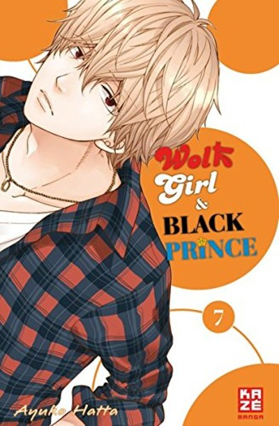 Wolf Girl & Black Prince 7 - Das Cover