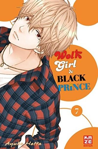 Wolf Girl & Black Prince 7 - Das Cover