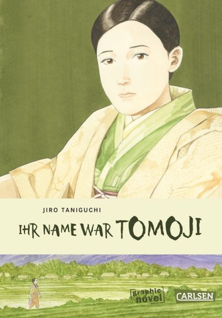 Ihr Name war Tomoji - Das Cover