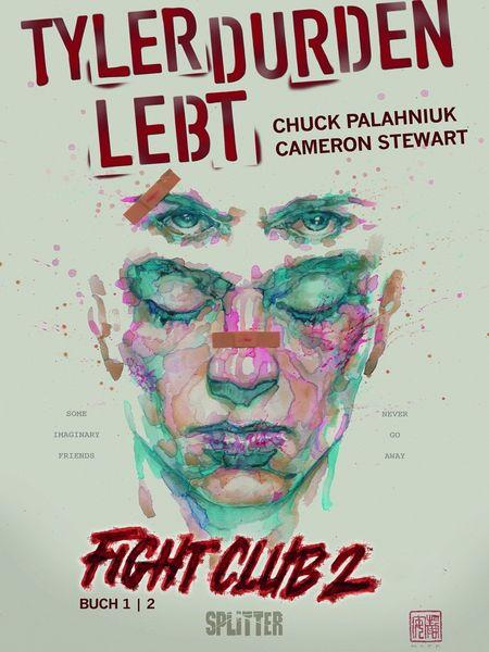 Fight Club 2 Bd. 1 - Das Cover