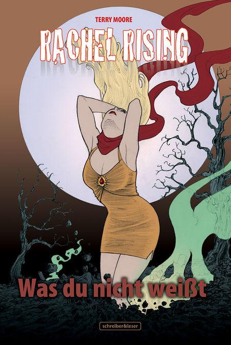 Rachel Rising 6: Was du nicht weißt - Das Cover