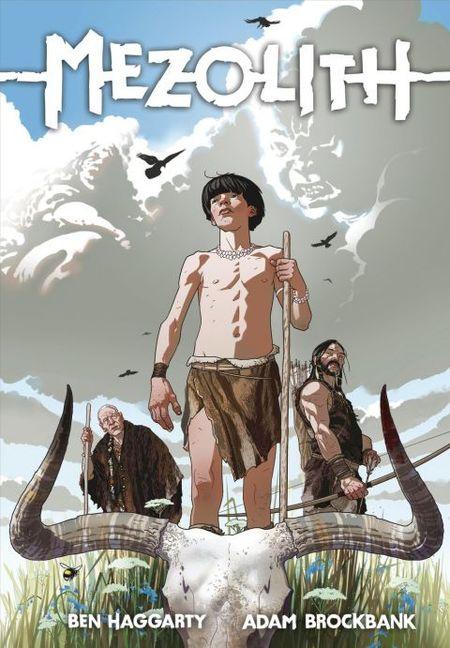 Mezolith 1 - Das Cover