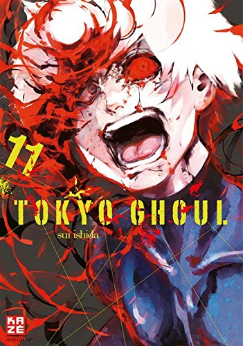 Tokyo Ghoul 11 - Das Cover