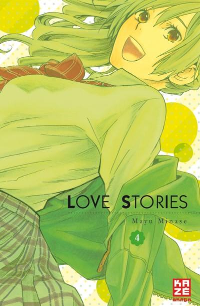 Love Stories 4 - Das Cover