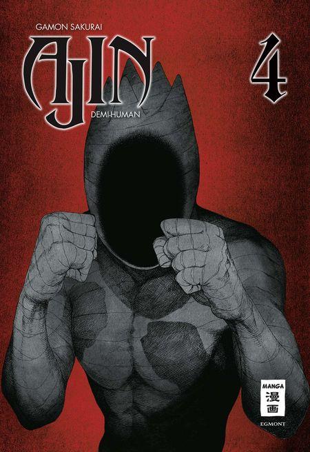 Ajin Demi-Human 4 - Das Cover