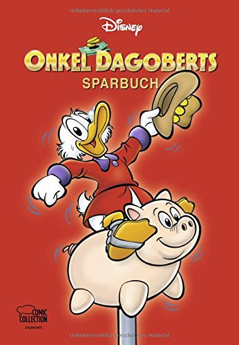 Onkel Dagoberts Sparbuch - Das Cover