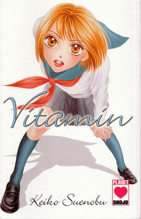 Vitamin - Das Cover