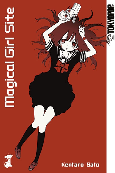 Magical Girl Site 1 - Das Cover