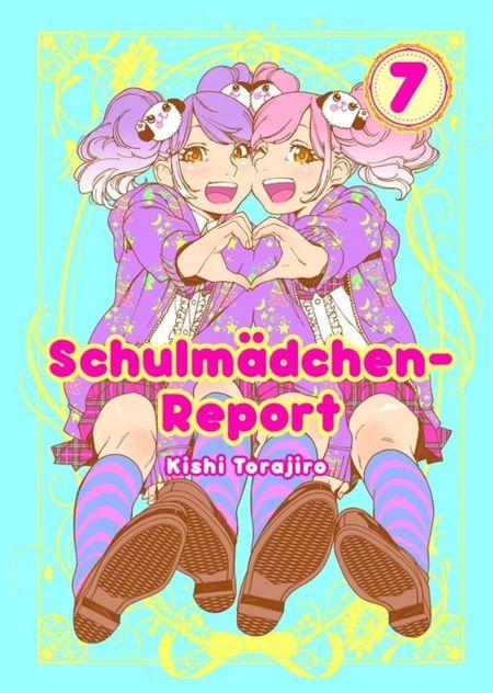 Schulmädchen-Report 7 - Das Cover
