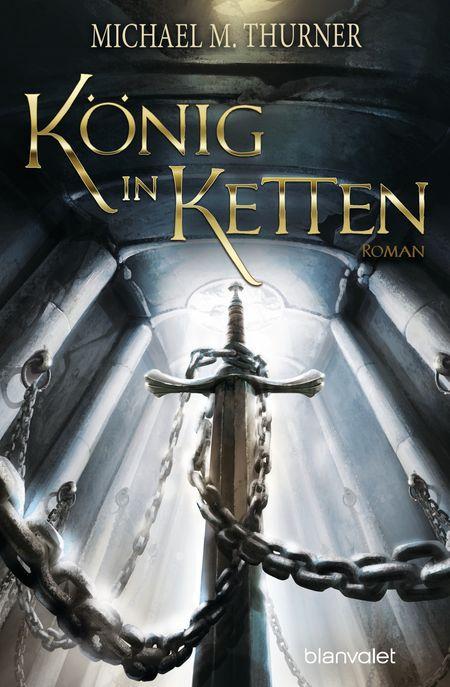 König in Ketten - Das Cover