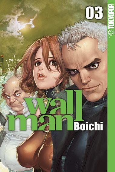 Wallman 3 - Das Cover