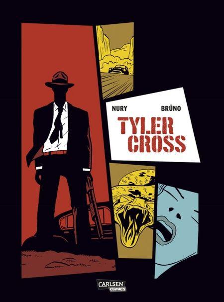 Tyler Cross Band 1 - Das Cover