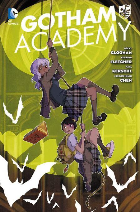 Gotham Academy 1 - Das Cover