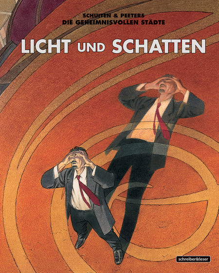Licht und Schatten - Das Cover