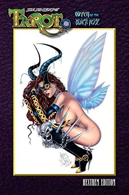 Tarot – Witch of the Black Rose Hextrem Edition 3 - Das Cover