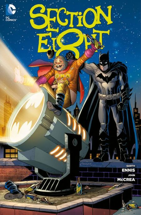 Section Eight - Das Cover