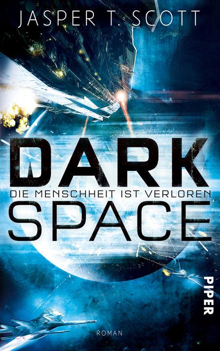 Dark Space: Die Menschheit ist verloren - Das Cover