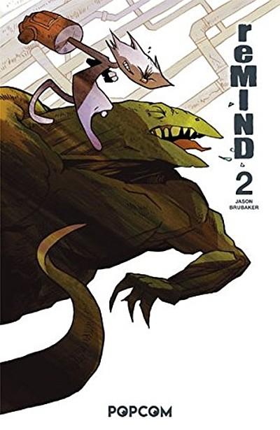 reMIND 2 - Das Cover